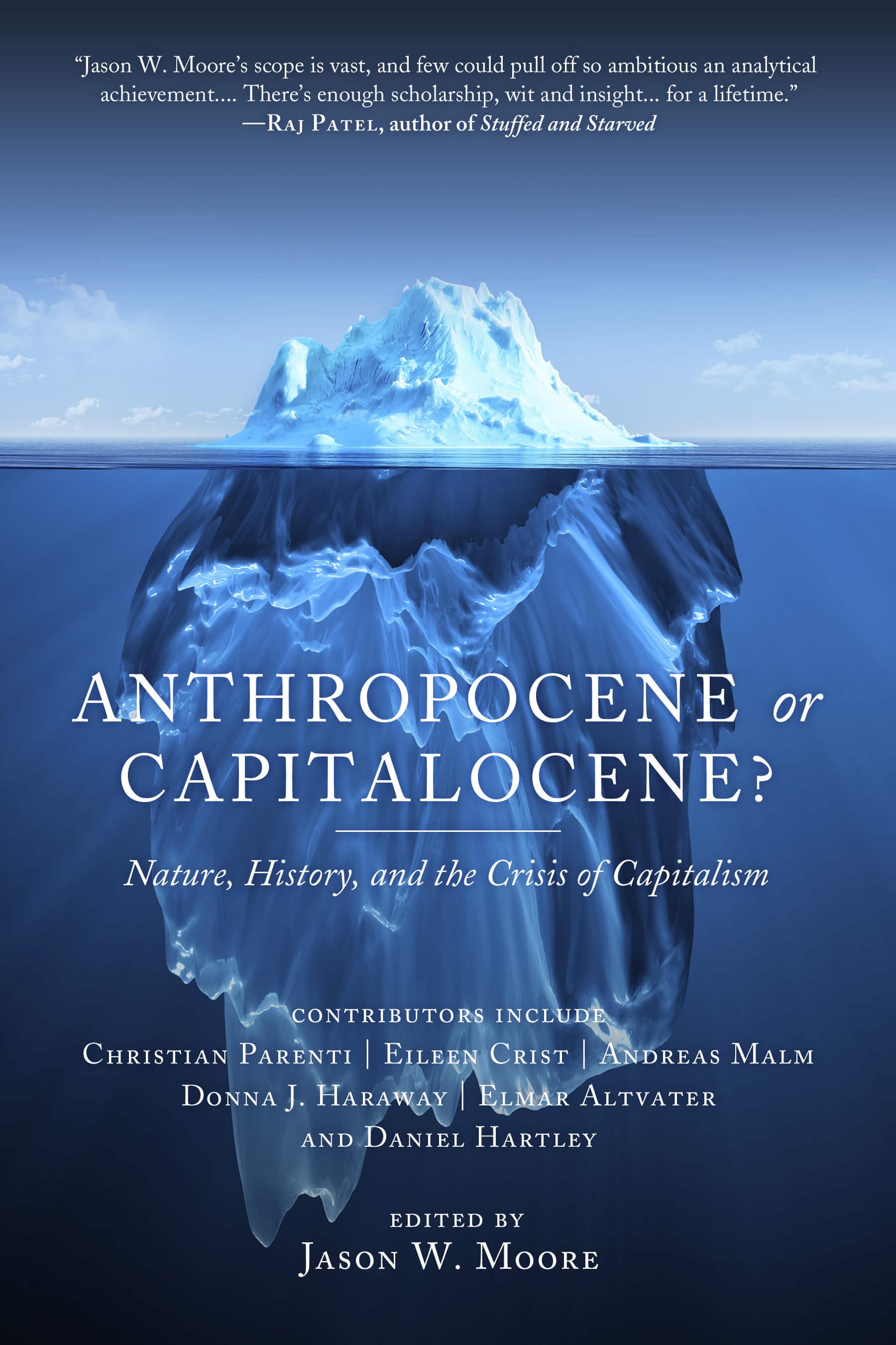 anthropocene or capitalocene  nature  history  and the