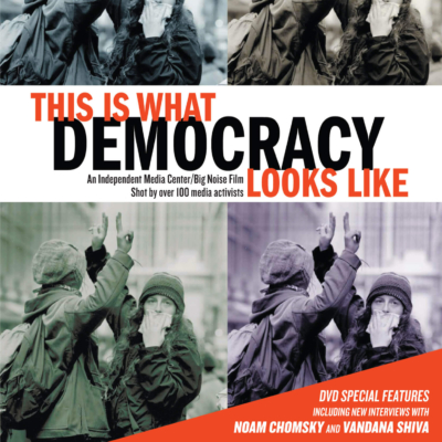a review of this is what democracy looks like a documentary by richard rowley and jill friedberg Live webcast of kahneman and other nobel prize winners receiving award online now the.